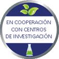 en cooperacion con centros de investigacion